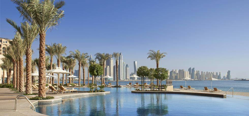 The Fairmont The Palm Dubai Hotel Is Everything You Love