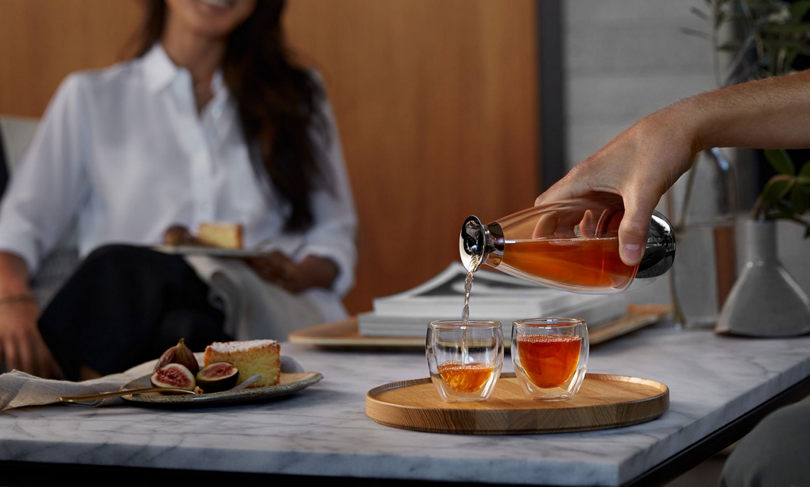 teaforia Discover Teforia: Transforming the Tea Experience into a Sensory Experience EAT LOVE SAVOR International luxury lifestyle magazine and bookazines
