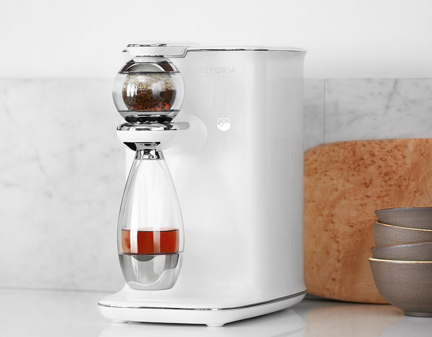 teaforia machine - eat love savor luxury lifestyle magazine