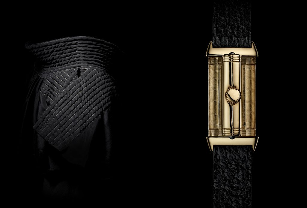 1931 Reverso Lady in yellow gold (2)_Yearbook TEN ©Laziz Hamani for Jaeger-LeCoultre - eat love savor luxury lifestyle magazine