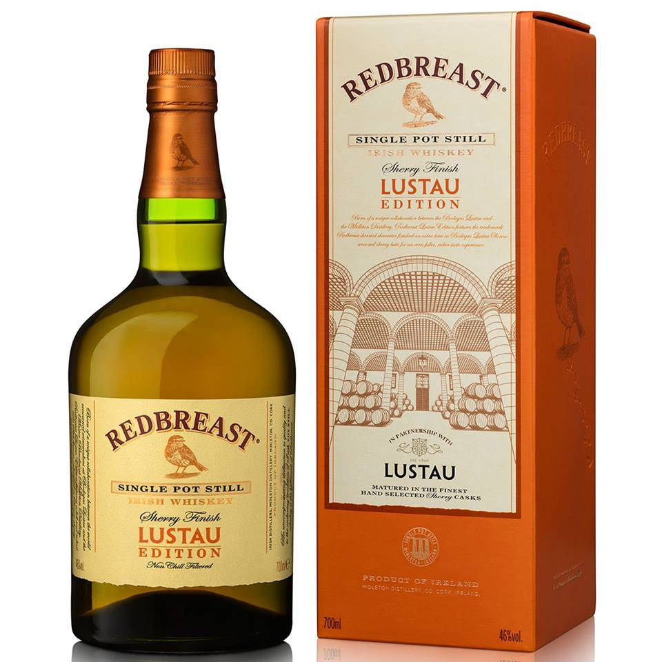 redbreast-lustau-edition-with-box - eat love savor luxury lifesyle magazine