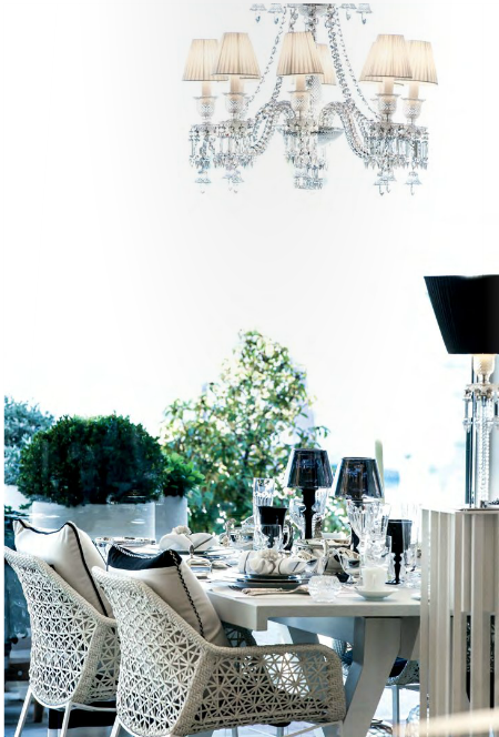 sabrina monte carlo outdoor table - eat love savor luxury lifestyle magazine