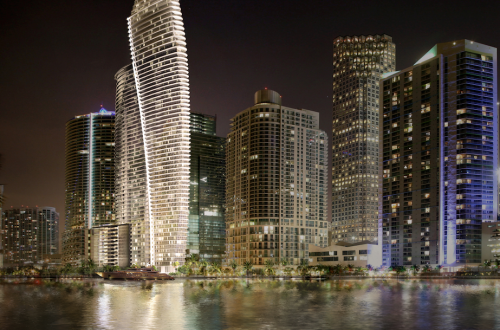 Aston Martin Residences at 300 Biscayne Boulevard The Art of Aston Martin Living Comes to Life in Luxury Condominiums - EAT LOVE SAVOR International luxury lifestyle magazine and bookazines