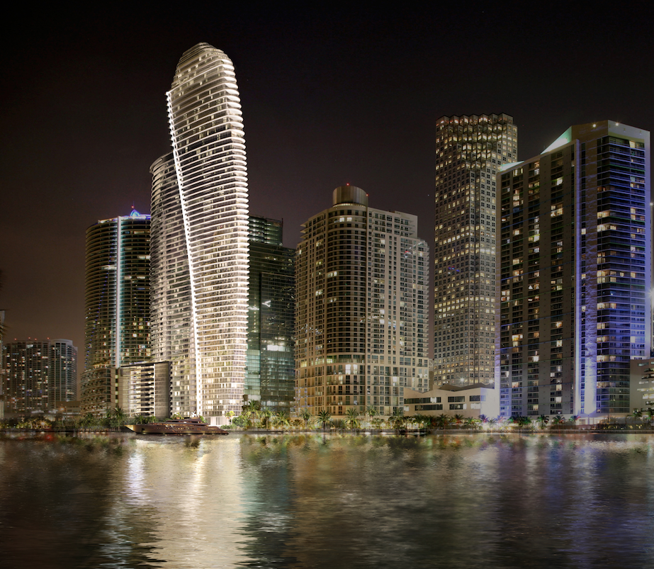 aston-martin-residences-at-300-biscayne-boulevard - eat love savor luxury lifestyle magazine