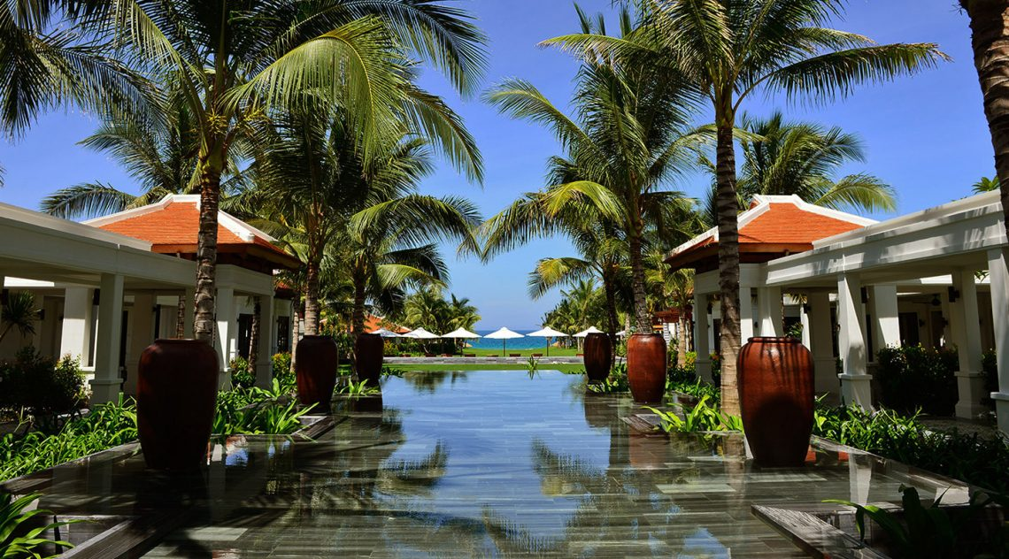 anam exterior ESCAPE: The Anam - Five Star Colonial Beach Resort, Vietnam EAT LOVE SAVOR International luxury lifestyle magazine and bookazines