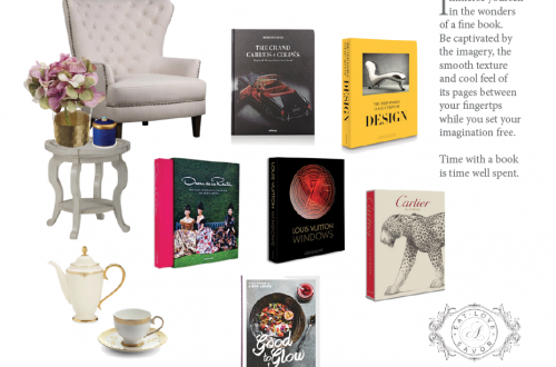 irresistible reads design fashion food leisure book Irresistible Reads: Design, Fashion and Food Books, A Feast for the Eyes EAT LOVE SAVOR International luxury lifestyle magazine and bookazines