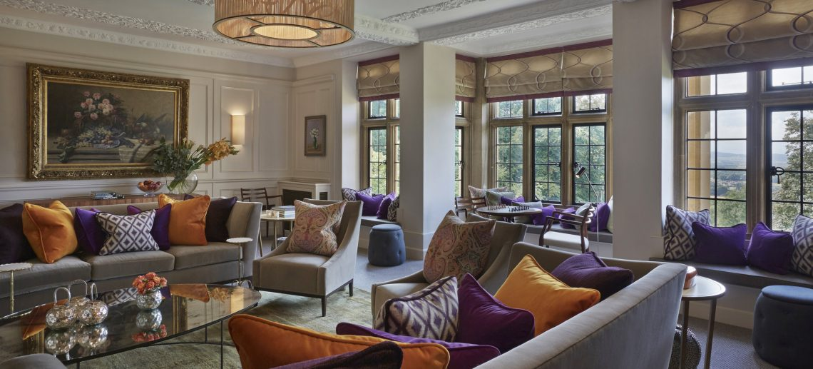 Foxhill house lounge - eat love savor luxury lifestyle magazine