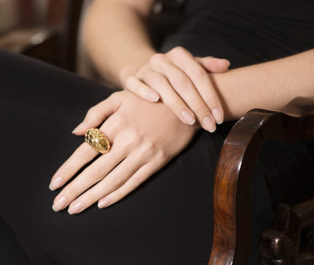pangolin ring - eat love savor luxury lifestyle magazine
