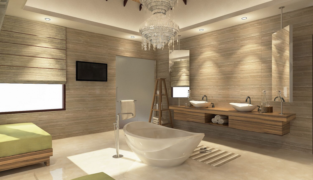 royal-residence-sanctuary-master-bathroom- eat love savor luxury lifestyle magazine