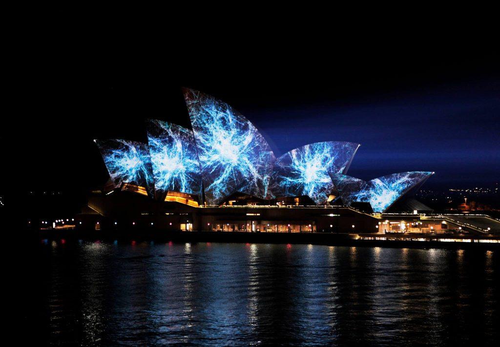 sydney opera house 1024x711 - 27+ Sydney Opera House Night Photos  Pics
