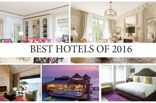 Best hotels of 2016 Luxury Escapes: Best Hotels of 2016 - EAT LOVE SAVOR International luxury lifestyle magazine and bookazines