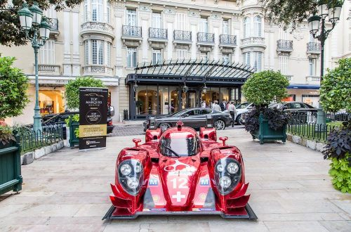 Top Marques exterior Top Marques Monaco: The World's Greatest Supercar Event and a Must-Attend Luxury Show EAT LOVE SAVOR International luxury lifestyle magazine and bookazines