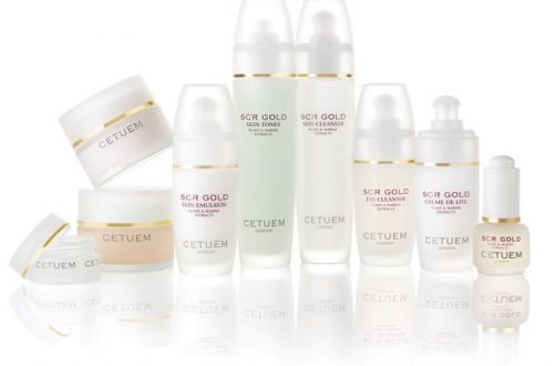scr gold ceteum skincare Discover Cetuem London SCR Gold Skincare - EAT LOVE SAVOR International luxury lifestyle magazine and bookazines