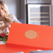 Bouquet box woman opening #FeaturedLuxeFollower :: SuperYachtsMonaco :: @SYM_98000 - EAT LOVE SAVOR International luxury lifestyle magazine and bookazines