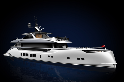 Dynamic yacht Dynamiq – The New Name In Superyachts From Monaco Starts A Revolution With Its Grand Touring Series - EAT LOVE SAVOR International luxury lifestyle magazine and bookazines