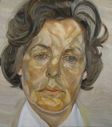 Lucian Freud - Portrait of John Minton *SOLD* - New Art