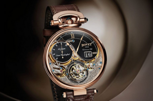 Virtuoso VIII Bovet 1822 Bovet 1822 VIRTUOSO VIII: A contemporary celebration of 195 years of artisanal fine watchmaking heritage EAT LOVE SAVOR International luxury lifestyle magazine and bookazines
