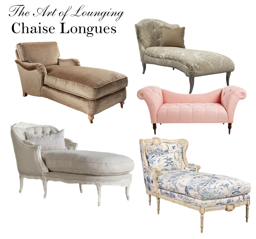 6 steps to mastering the art of lounging eat love savor for Cameron tufted chaise