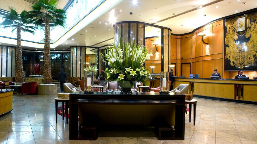 InterContinental Johannesburg Sandton Towers - eat love savor luxury lifestyle magazine