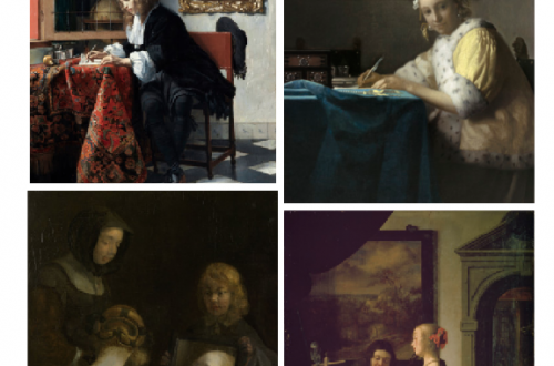 museum moment vermeer and the masters of genre painting Museum Moment: Vermeer and the Masters of Genre Painting - EAT LOVE SAVOR International luxury lifestyle magazine and bookazines