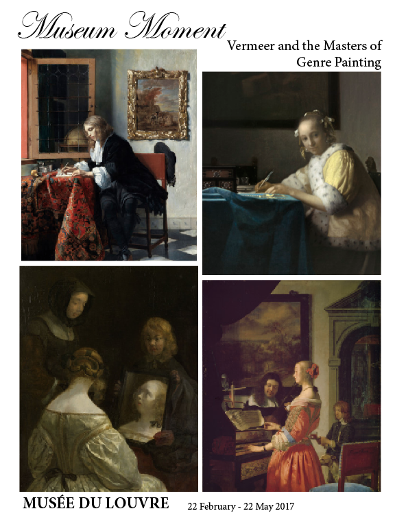 Vermeer and the masters of genre painting - eat love savor luxury lifestyle magazine
