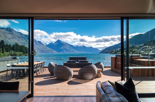 the penthouse eichardts deck and view New Zealand's priciest penthouse to pull $10k per night and new class of traveller EAT LOVE SAVOR International luxury lifestyle magazine and bookazines