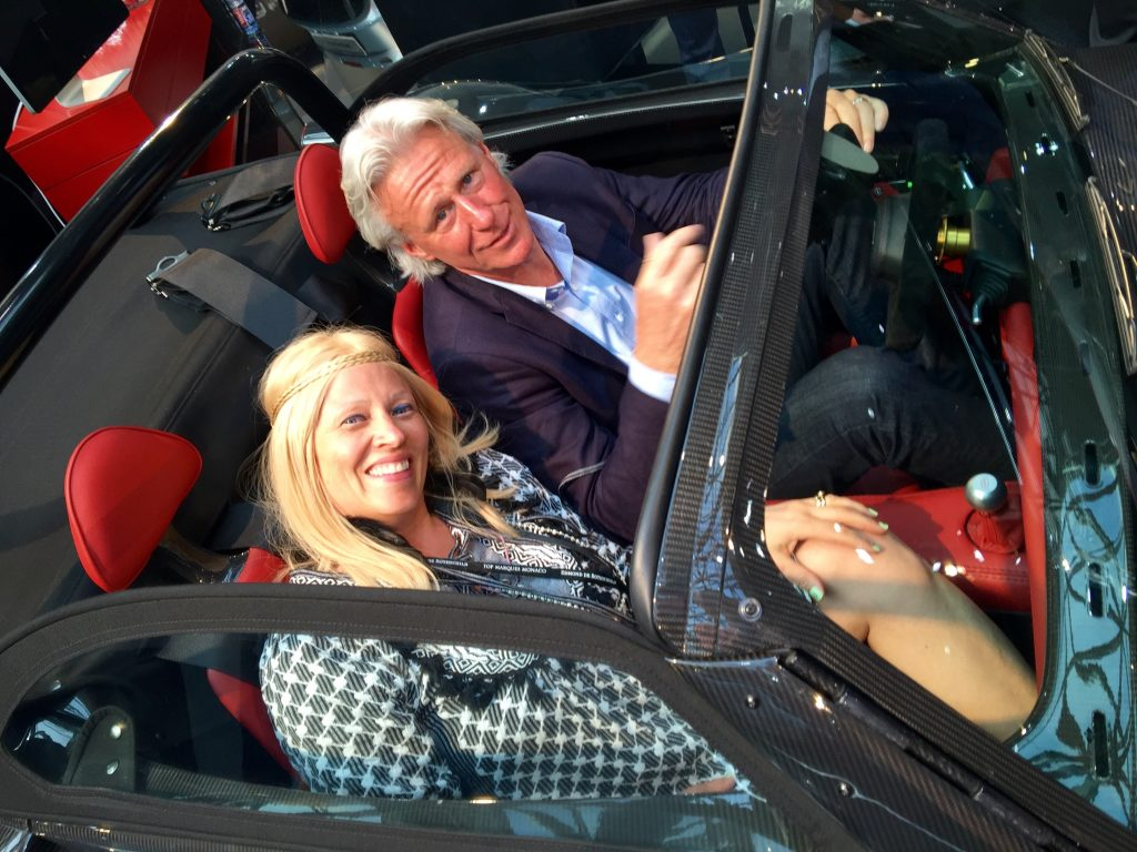 Bjorn and Patrica Borg - eat love savor luxury lifestyle magazine