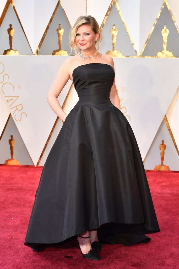 Kirsten dunst oscars Best Dressed at the Oscars - EAT LOVE SAVOR International luxury lifestyle magazine and bookazines