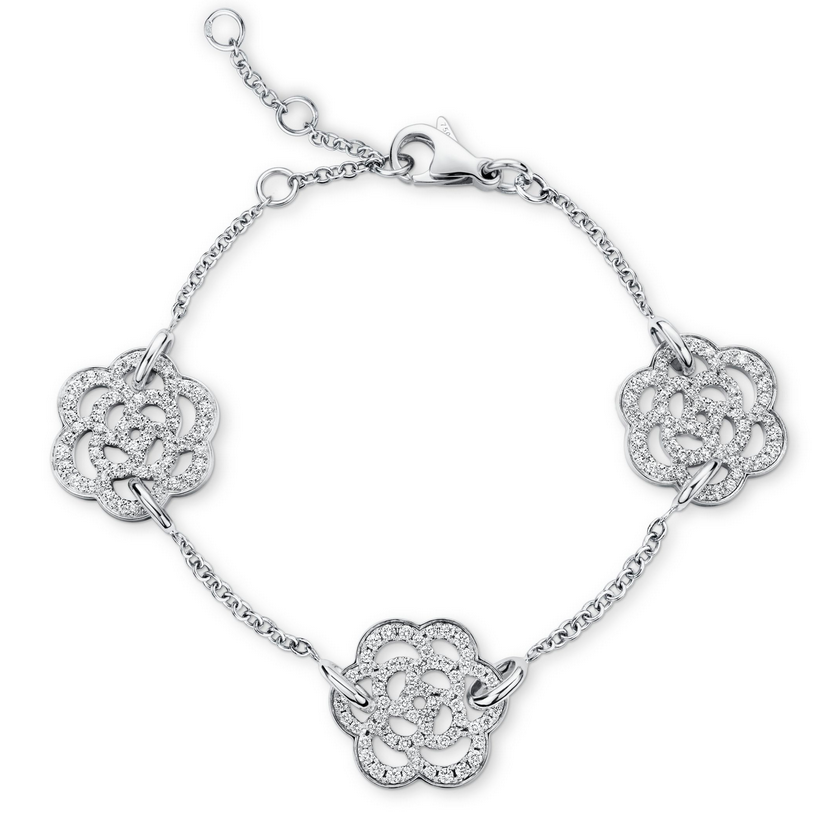 camelia bracelet chanel Chanel Bouton de Camélia Collection: Eternally Beautiful and Inspiring - EAT LOVE SAVOR International luxury lifestyle magazine and bookazines
