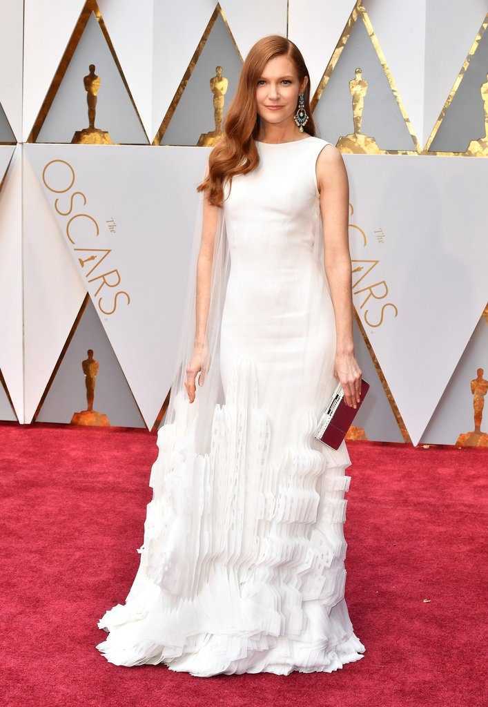 darby stanchfield georges chakra Best Dressed at the Oscars - EAT LOVE SAVOR International luxury lifestyle magazine and bookazines