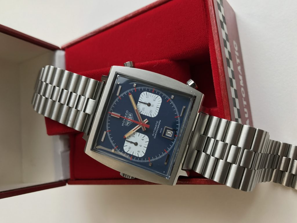 Heuer timepiece - eat love savor luxury lifestyle magazine