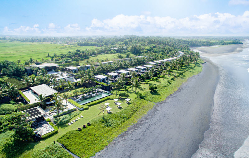 3 Property Aerial View Prominent Architect Launches Soori Bali Under New Lifestyle Brand EAT LOVE SAVOR International luxury lifestyle magazine and bookazines