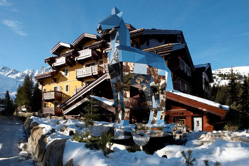 Fine Dining In The Mountains The Best Tables In Courchevel Eat Love Savor