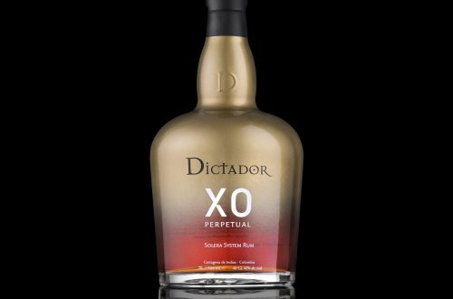 XO Perpetual black Dictador Colombian Rum Since 1913 Rebrands Iconic XO Bottle EAT LOVE SAVOR International luxury lifestyle magazine and bookazines