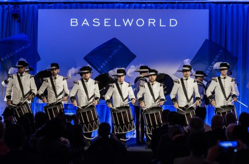 baselworld 9BW2017OPENINGCEREMONY Ticking to the beat of luxury: Baselworld 2017 - EAT LOVE SAVOR International luxury lifestyle magazine and bookazines