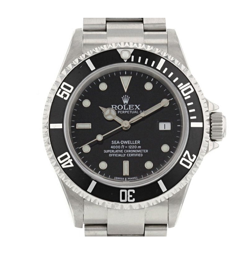 Rolex Sea Dweller - eat love savor luxury lifestyle magazine