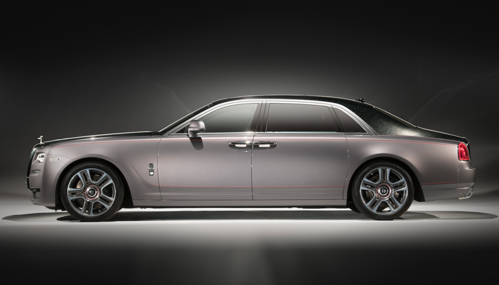 rolls royce ghost ex Luxury Appeal: 4 Brands Getting It Right EAT LOVE SAVOR International luxury lifestyle magazine and bookazines