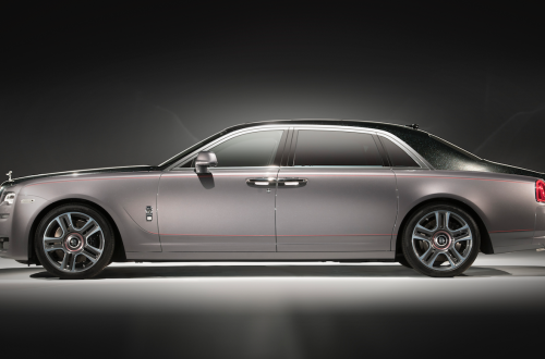 rolls royce ghost ex Rolls-Royce Brings Elegance to 2017 Geneva Motor Show Demonstrating the Many Facets Of Its Bespoke Capabilities - EAT LOVE SAVOR International luxury lifestyle magazine and bookazines