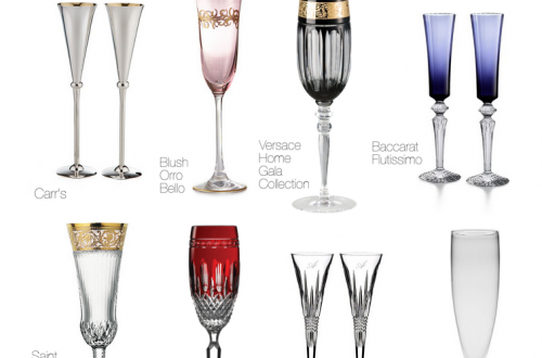 champagne flutes Must-Try Champagnes, Delicious Pairings and Beautiful Flutes - EAT LOVE SAVOR International luxury lifestyle magazine and bookazines