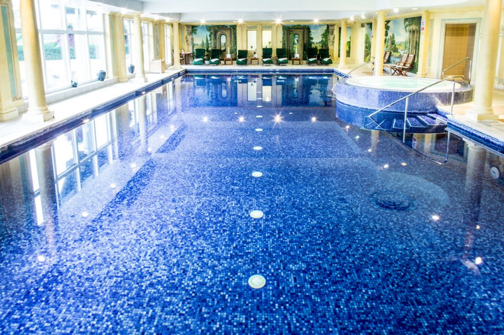 spa illuminata pool - eat love savor - luxury lifestyle magazine