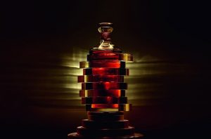 Hennessy 8 Bottle by Arik Levy All bow for the SuperYacht Gallery at Saatchi London - EAT LOVE SAVOR International luxury lifestyle magazine and bookazines