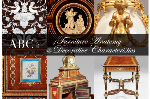 ABCs of furniture design and decorative butchoff