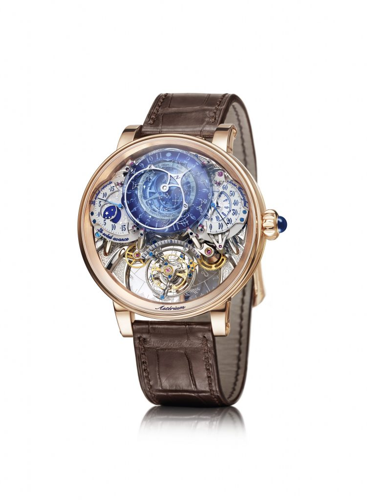 R20 ORR USA 1 Office LD Discover Récital 20 Astérium® by BOVET 1822 EAT LOVE SAVOR International luxury lifestyle magazine and bookazines