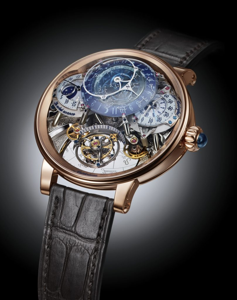 R20 US amb Office LD Discover Récital 20 Astérium® by BOVET 1822 EAT LOVE SAVOR International luxury lifestyle magazine and bookazines