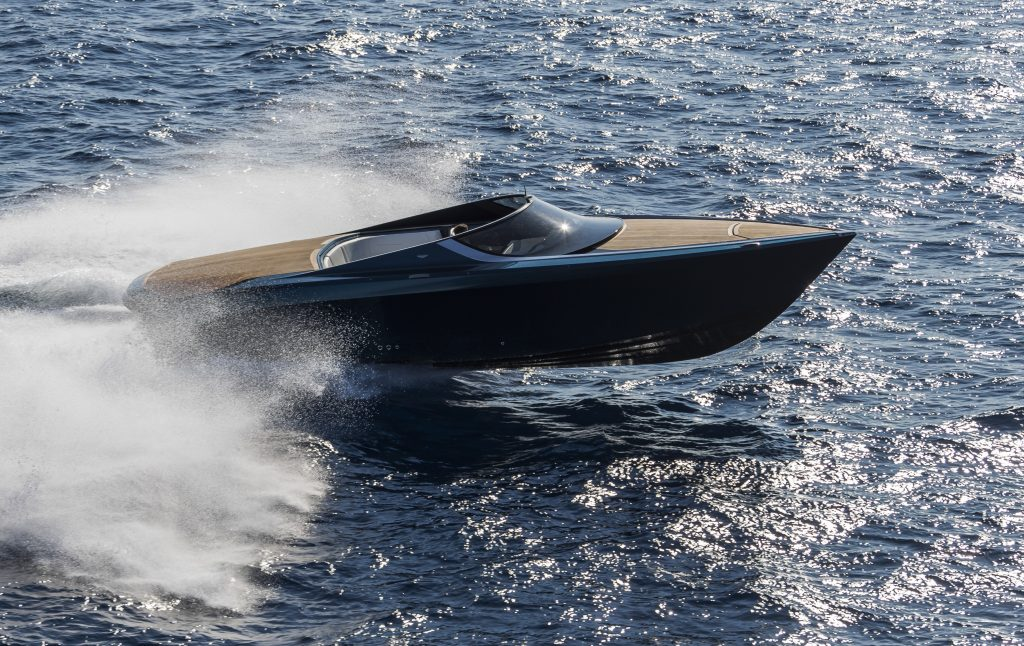 AM37 01 Quintessence Yachts AM37S showcases bespoke personalisation in Monaco - EAT LOVE SAVOR International luxury lifestyle magazine and bookazines