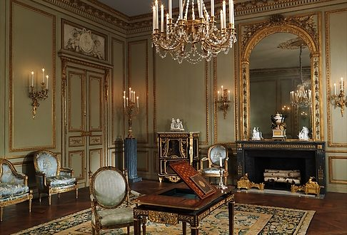 Grand Salon from the Hôtel de Tessé Paris Copyright The Metropolitan Museum of Art Furniture and Decoration in the Louis XVI Style EAT LOVE SAVOR International luxury lifestyle magazine and bookazines