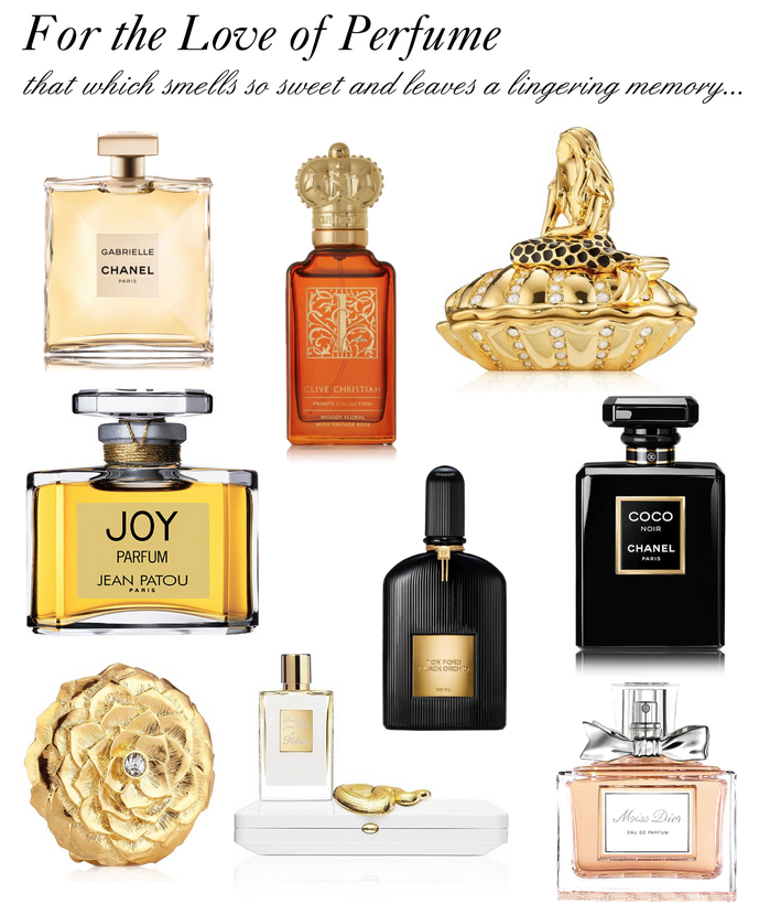 for the love of perfume september 2017 Editor Selects: For the Love of Perfume EAT LOVE SAVOR International luxury lifestyle magazine and bookazines