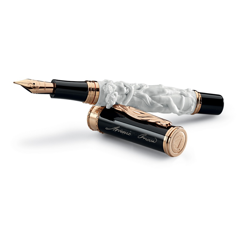 montegrappa canova pen Discover Montegrappa Genio Creativo series limited edition inspired by sculptor Antonio Canova EAT LOVE SAVOR International luxury lifestyle magazine and bookazines