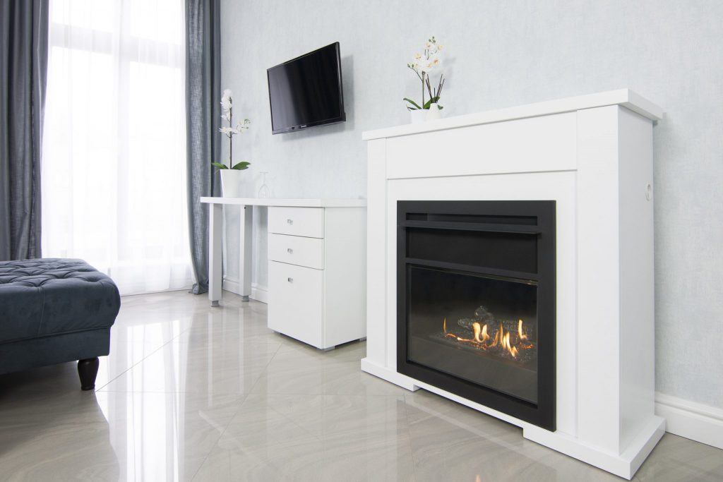 planika bio fireplace