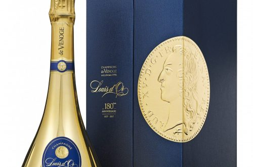 Chp DeVENOGE Coffret LOUIS DOR 1 Liquid Luxury: Ultra-Limited Louis d'Or Champagne - EAT LOVE SAVOR International luxury lifestyle magazine and bookazines